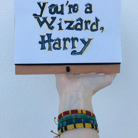 You Are A Wizard