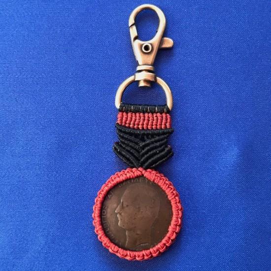 Macrame Keychain